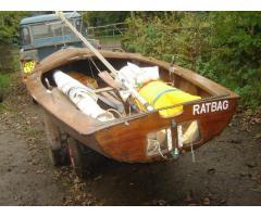 'RATBAG' CLASSIC NATIONAL 12 DINGHY
